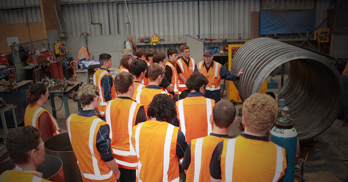 apprenticeships and careers in mechanical engineering