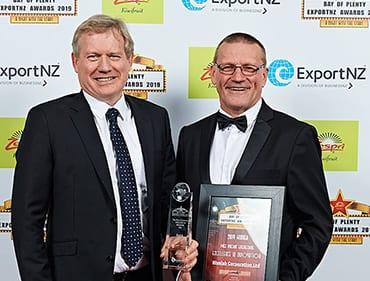 ExportNZ Bay of Plenty Awards 2019