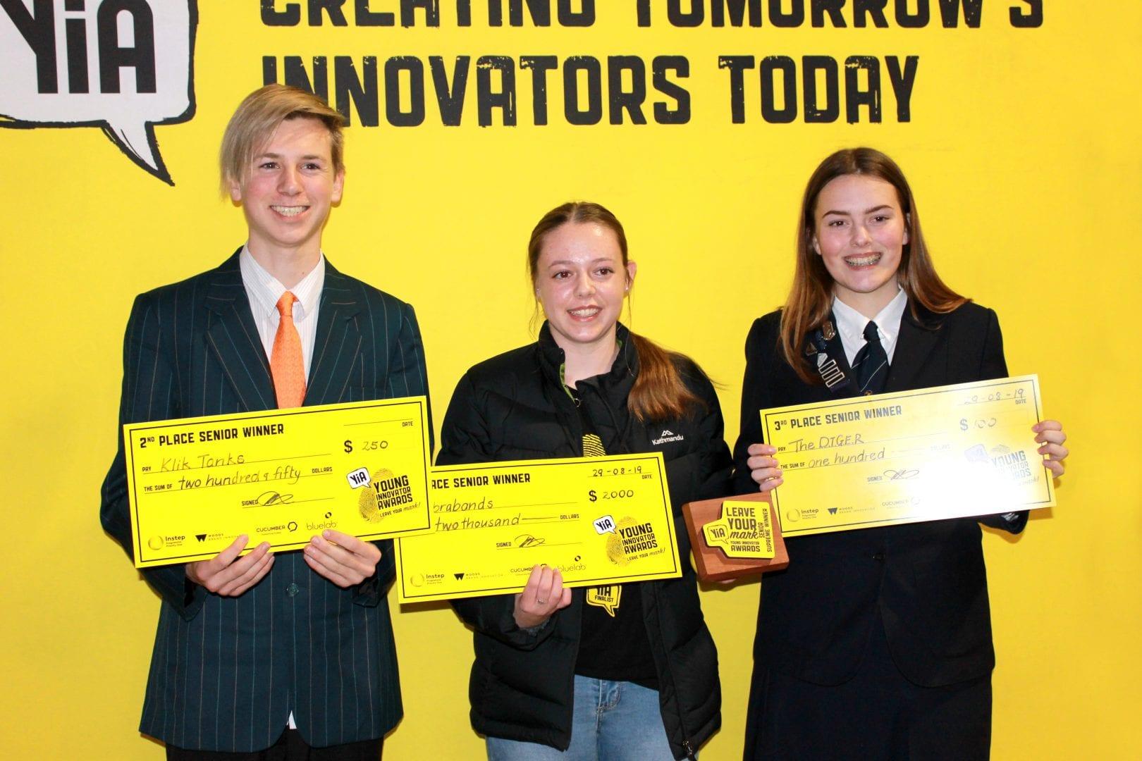 YiA Young Innovator Awards 2019